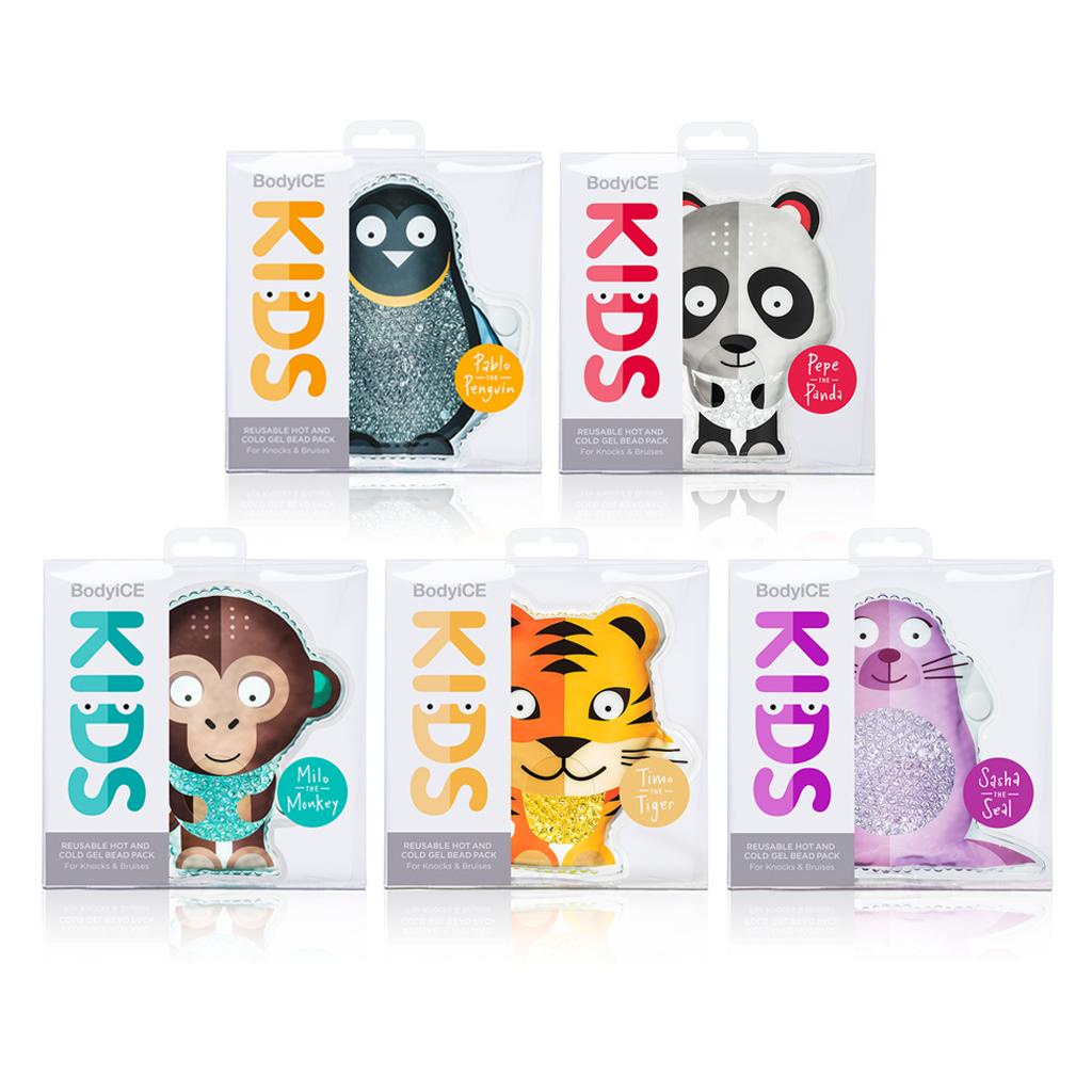 Kids Body Ice packs