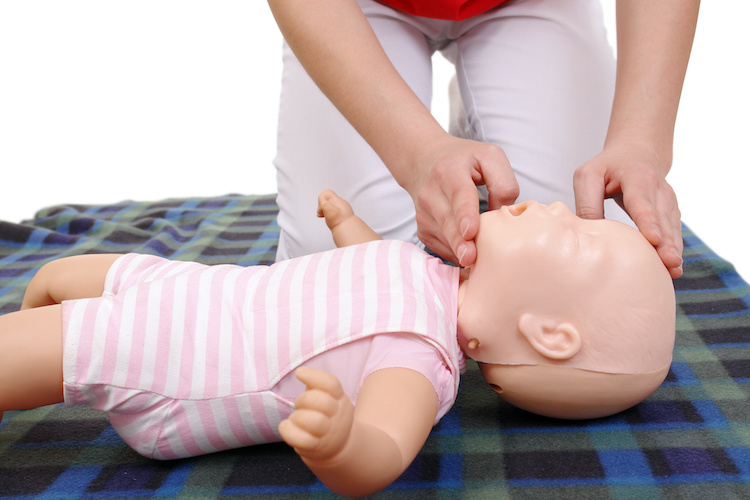 Infant + Child First Aid